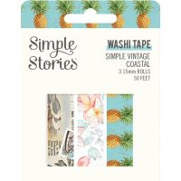 Simple Stories Simple Vintage Coastal Washi Tape