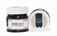 Bo Bunny Licorice Glitter Paste