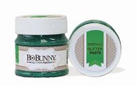 Bo Bunny Emerald Glitter Paste