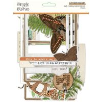 Simple Stories Simple Vintage Great Escape Layered Frames