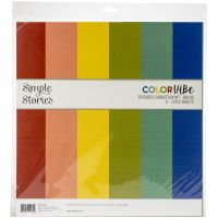 Simple Stories Color Vibe - 12x12 - Bold