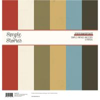 Simple Stories Simple Vintage Ancestry - 12x12 Basics Kit