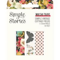 Simple Stories Simple Vintage Cottage Fields - Washi Tape