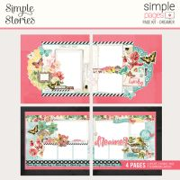 Simple Stories Simple Pages Page Kit - Dreamer