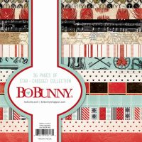 Bo Bunny Star-Crossed 6x6 Page Pad