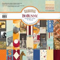 Bo Bunny Carnival 12x12 Collection Pack
