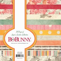Bo Bunny Aryia''s Garden 6x6 Page Pads