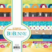 Bo Bunny Make A Splash 6x6 Page Pads
