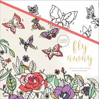 KaiserCraft Kaisercolour Perfect Bound Coloring Book - Fly Away