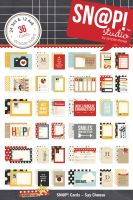Simple Stories Say Cheese - 4x6 Snap Card Pack