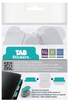We R Memory Keepers Tab Stickers - File