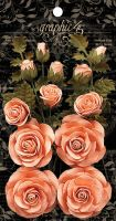 Graphic 45 Rose Bouquet Collection-Precious Pink