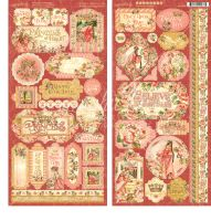 Graphic 45 Princess Stickers