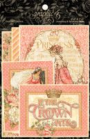Graphic 45 Princess Ephemera