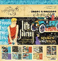 Graphic 45 Life's a Journey Collection Pack