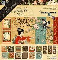 Graphic 45 Bird Song Deluxe Collector''s Edition