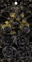 Graphic 45 Rose Bouquet Collection-Photogenic Black
