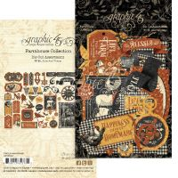 Graphic 45 Farmhouse Die-cut Assortment