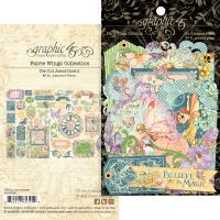Graphic 45 Fairie Wings Die-cut Assortment