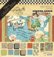 Graphic 45 Mother Goose Deluxe Collector''s Edition