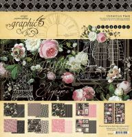 Graphic 45 Elegance 12x12 Collection Pack