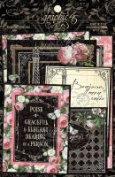 Graphic 45 Elegance Journaling Cards
