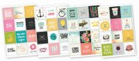 Simple Stories Carpe Diem Insta Quote Stickers