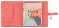 Simple Stories Coral Posh Carpe Diem A5 Planner Boxed Set
