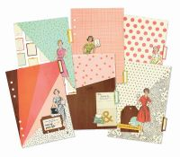 Simple Stories The Reset Girl Dividers