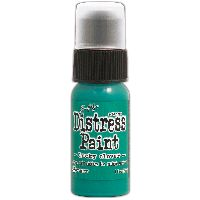 Lucky Clover Distress Paint by Ranger - Tim Holtz Distress Ink November Color Of The Month