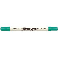 Lucky Clover Distress Marker by Ranger - Tim Holtz Distress Ink November Color Of The Month
