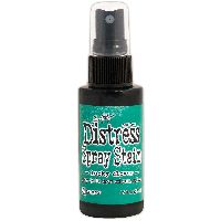 Lucky Clover Distress Spray Stain by Ranger - Tim Holtz Distress Ink November Color Of The Month