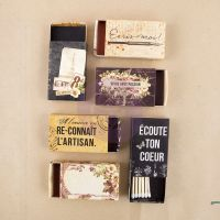 Prima Marketing Matchboxes - The Archivist