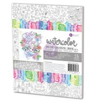 Prima Marketing Watercolor Decor Vol. 4 Coloring Book
