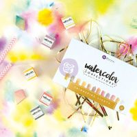 Prima Marketing Watercolor Confections: Shimmering Lights