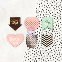 Prima Marketing My Prima Planner Embellishments - Magnetic Page Markers
