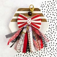 Prima Marketing My Prima Planner Tassel - Pretty In Rouge
