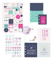 Prima Marketing My Prima Planner Goodie Pack- Celebrate!