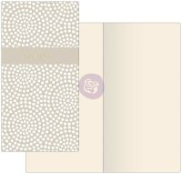 Prima Marketing Prima Traveler''s Journal  - Notebook Refill - Ivory Paper