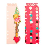 Prima Marketing My Prima Planner Embellishments - Be Happy - Bookmark Divider