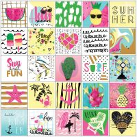 Prima Marketing My Prima Planner Stickers - Summer