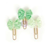 Prima Marketing My Prima Planner Clips - Soft Mint