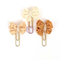 Prima Marketing My Prima Planner Clips - Swet Toffee
