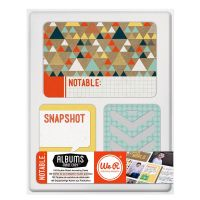 We R Memory Keepers Notable - Albums Made Easy Card Set