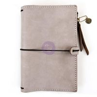 Prima Marketing Prima Traveler's Journal Leather Essential - Warm Stone