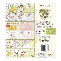 Prima Marketing Fruit Paradise 6X6 Paper Pad