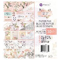 Prima Marketing Apricot Honey - 6x6 paper pad