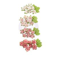 Prima Marketing Fruit Paradise Flowers - Raspberry Kisses