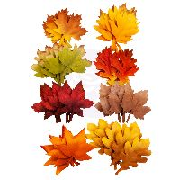 Prima Marketing Autumn Sunset Flowers - Autumn Leaves