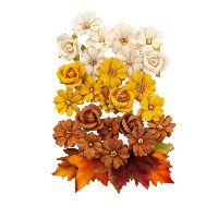 Prima Marketing Autumn Sunset Flowers - Corn Mazes